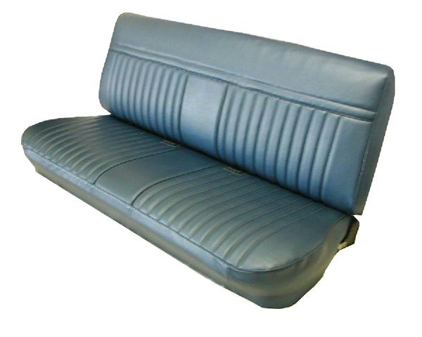 81 87 Chevy Full Size Truck Standard Cab Seat Upholstery