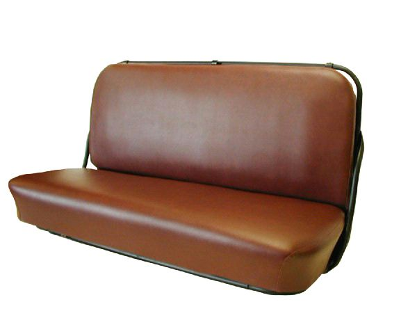 47 54 Chevy Full Size Truck Standard Cab Seat Upholstery Front Seats Bench Seat No Pleats 1947