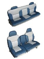 1995-1998 Chevy Full Size Truck, Extended and Double Cab Carpet