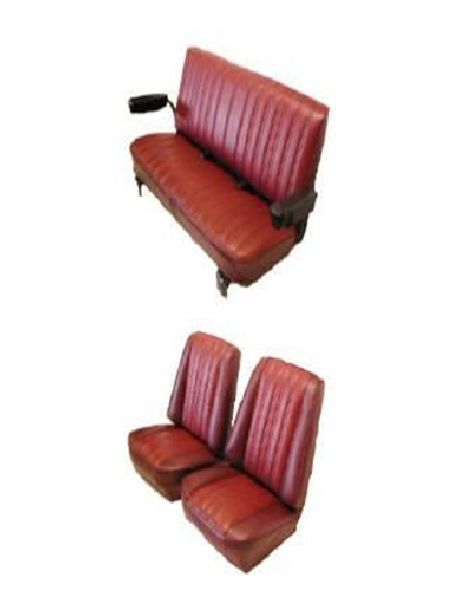 73 87 Chevy Blazer Seat Upholstery Complete Set Front