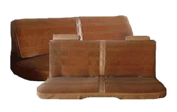 78 83 Chevy Malibu Seat Upholstery Complete Set 4 Door