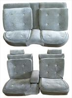 81 88 olds cutlass supreme seat upholstery complete set 2 door 55 45 front split bench with luxury lumbar cushion and rear bench pleat design 4 1981 1982 1983 1984 1985 1986 1987 1988 81 88 olds cutlass supreme seat upholstery complete set 2 door 55 45 front split bench with luxury lumbar cushion and rear bench pleat design 4