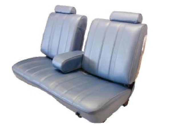 78 82 Chevy El Camino Seat Upholstery Front Seats Front