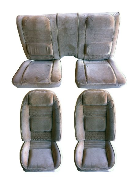 77 81 Pontiac Trans Am Seat Upholstery Complete Set Front