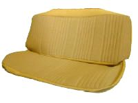 1973-1979 Ford Full Size Truck, Standard Cab Bench Seat; XLT Style Seat Upholstery Front Seats