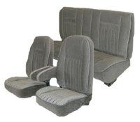 Sensational New Ford Bronco Full Size Seat Upholstery Inzonedesignstudio Interior Chair Design Inzonedesignstudiocom