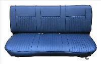 1987-1991 Ford Full Size Truck, Standard Cab Carpet