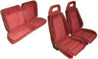1984-1986 Ford Mustang Carpet