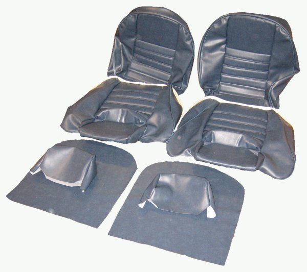 86-93 Alfa Romeo Spider Seat Upholstery Front Seats Front