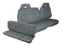 1992-1995 GMC Full Size Truck, Extended and Double Cab Carpet