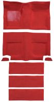 1965, 1966, 1967, 1968 Ford Mustang Fastback Kit, With Folddowns Molded Carpet