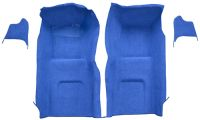 1965, 1966 Chevrolet Corvette Passenger Area Molded Carpet