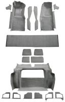 1980 Chevrolet Corvette Complete kit Molded Carpet