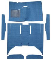 1960-1965 Ford Falcon Carpet