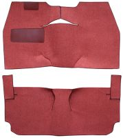 1950, 1951, 1952 Chevrolet Bel-Air 2 Door Hardtop Bench Seat Cut and Sewn Carpet