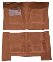 1968-1972 Chevrolet Chevelle 4 Door Molded Carpet