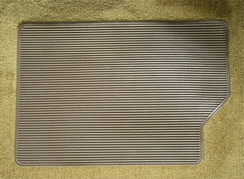 1980-1986 Ford Full Size Truck, Standard Cab Carpet