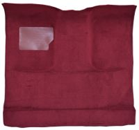 1973 Ford Full Size Truck, Standard Cab Carpet