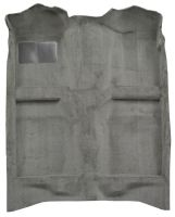 1982-1993 Ford Mustang Coupe and Hatchback Passenger Area Molded Carpet