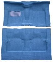 1961, 1962, 1963, 1964 Buick LeSabre 4 Door Molded Carpet