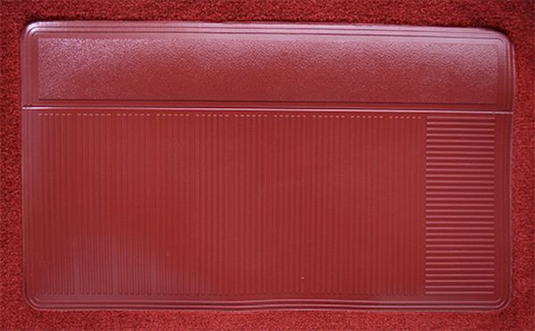 1978-1979 Dodge Lil Red Express Carpet