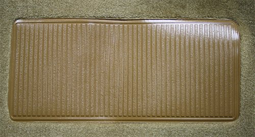 1981-1987 Chevy Full Size Truck, Standard Cab Carpet