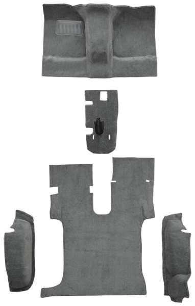 85 95 Suzuki Samurai Carpet Complete Kit With Rollbar