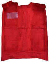 1979, 1980, 1981 Ford Mustang Passenger Area Molded Carpet