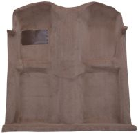 1994-2004 Ford Mustang Coupe and Convertible Molded Carpet