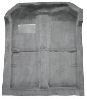 1992, 1993, 1994, 1995 Honda Civic 2 Door Coupe Molded Carpet