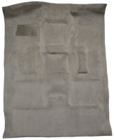 2000-2006 Chevrolet Tahoe Passenger Area, 4 Door Molded Carpet