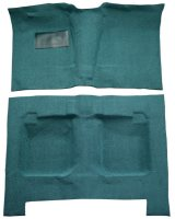 1959, 1960 Buick LeSabre 4 Door Sedan Molded Carpet