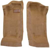 1984-1988 Pontiac Fiero All models Molded Carpet