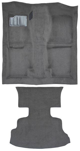 89 94 Nissan 240SX Carpet Complete Kit, With Seat Belt Retractors 1989,  1990, 1991, 1992, 1993, 1994