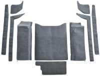 1987-1995 Jeep Wrangler Carpet
