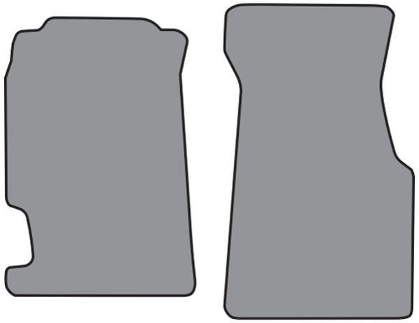 1992 1994 honda del sol floor mats set of 2 1992 1993 for 1992 honda accord floor mats