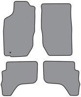 2001 2004 toyota tacoma double cab floor mats set of 4 2001 2002 2003 2004. Black Bedroom Furniture Sets. Home Design Ideas