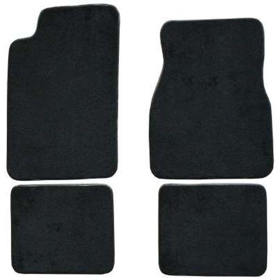 1993-2002 chevy camaro floor mats, set of 4 - 1997, 1998, 1999