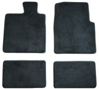 2004-2008 Ford Full Size Truck, Extended and Super Cab F150 Floor Mats, Set of 4 - Front and back