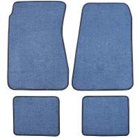 1968-1972 Buick Gran Sport Automatic Floor Mats, Set of 4 - Front and back
