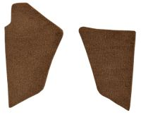 1988-1998 Chevrolet Full Size Truck, Extended and Double Cab Without Cardboard Kick Panel Set