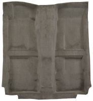2010-2014 Ford Mustang Coupe or Convertible Molded Carpet