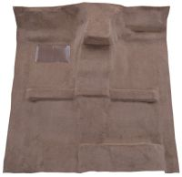 1997-2004 Dodge Dakota - Regular Cab Carpet