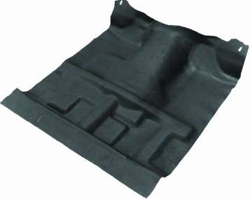 New Chevrolet S 10 Pickup Standard Cab Rubber And Vinyl Flooring
