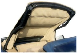 VW Beetle Convertible Headliner