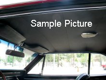 Ford Thunderbird Headliner