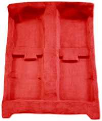 1986-1991 Cadillac Eldorado All Models Molded Carpet