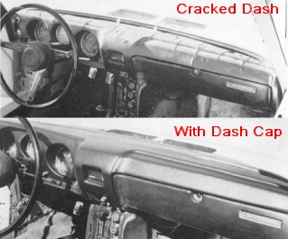 Painting your new custom molded Dash Cover