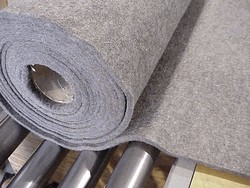 Automotive Jute Carpet Padding By The Yard 3 X6
