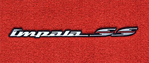 New 1965-1970 Chevrolet Impala Carpet Set Black Molded w// backing and Heel Pad